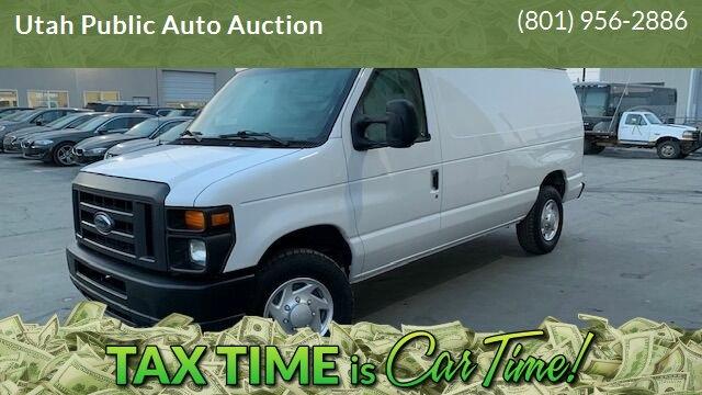 Ford E-Series Cargo 2013 price $14,500