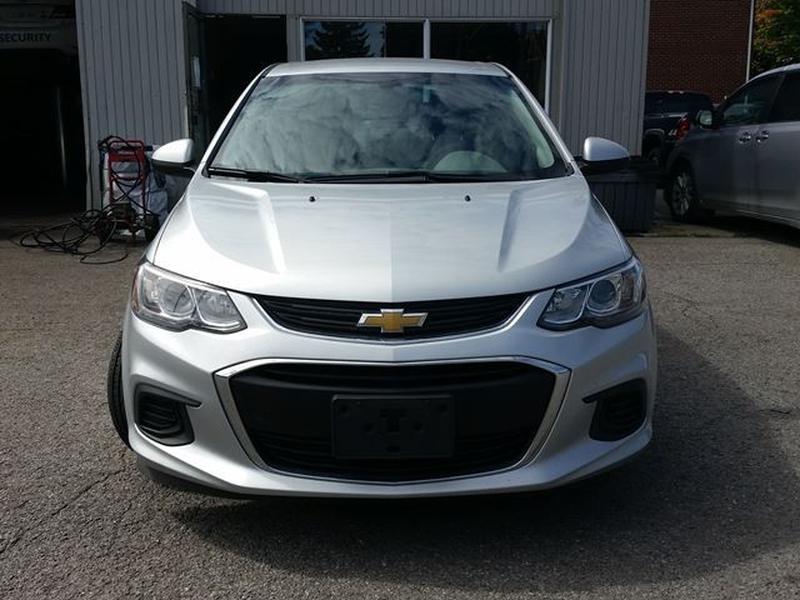 Chevrolet Sonic 2017 price $9,995
