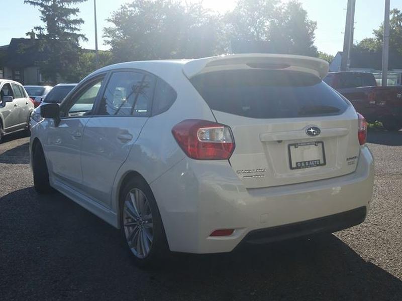 Subaru Impreza 2015 price $10,995