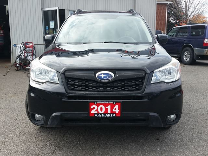 Subaru Forester 2014 price $11,995