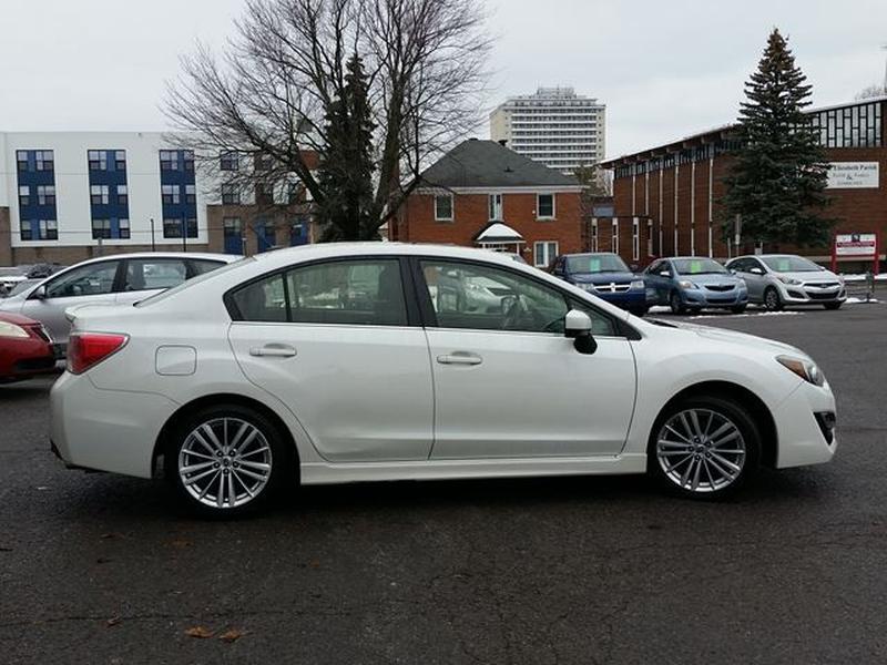 Subaru Impreza Sedan 2015 price $10,995