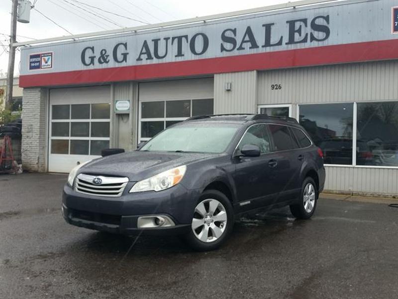 Subaru Outback 2010 price $7,495