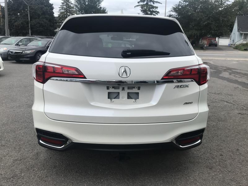 Acura RDX 2017 price $25,995