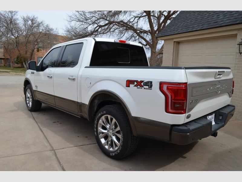 Ford F-150 2016 price $44,500