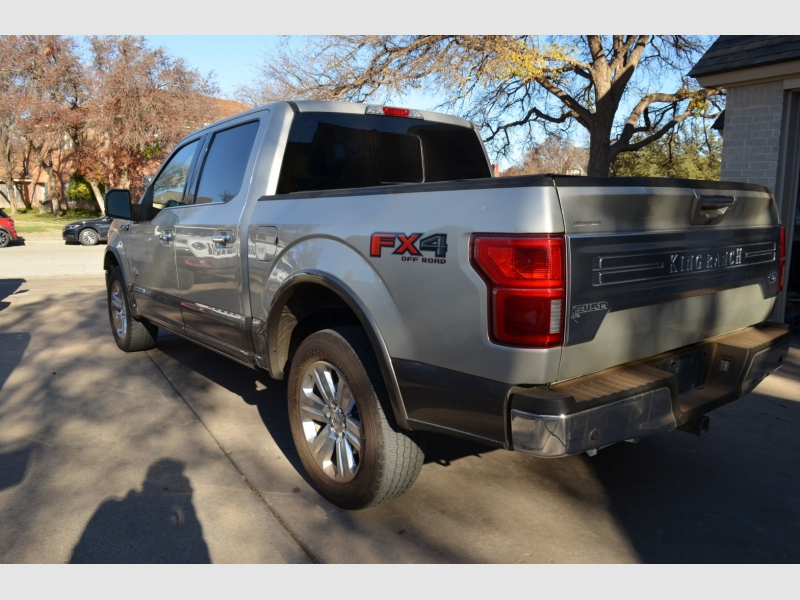 Ford F-150 2018 price $47,500