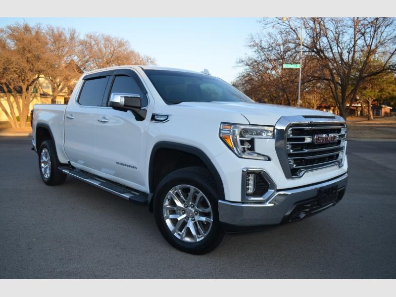 GMC Sierra 1500 2019 price $42,500