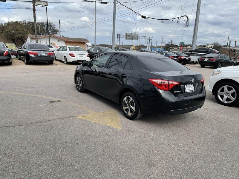 Toyota Corolla 2019 price $21,100
