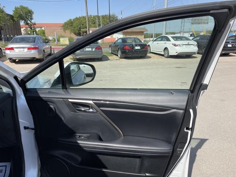 Lexus RX 2018 price $45,025