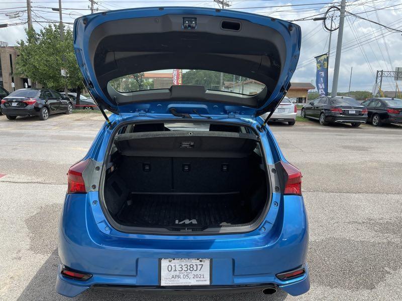 Toyota Corolla iM 2017 price $17,245