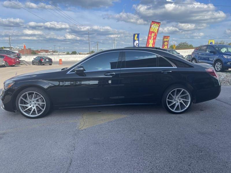 Mercedes-Benz S 450 2019 price $74,200