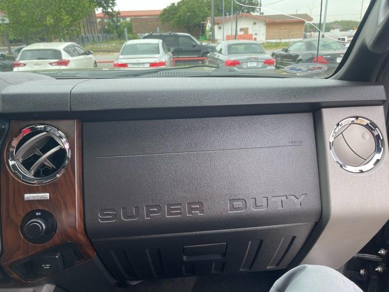 Ford Super Duty F-250 SRW Turbo Diesel 2015 price $50,250