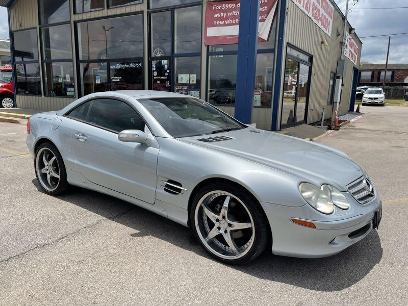 Mercedes-Benz SL500 2006 price $12,995