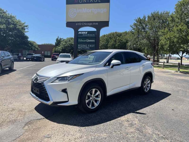 Lexus RX 2018 price $44,895