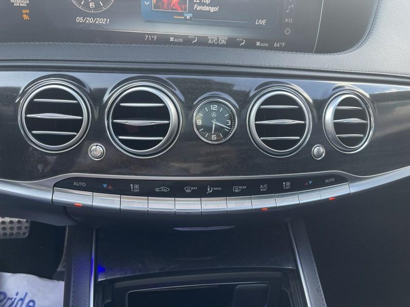 Mercedes-Benz S 450 RWD 2019 price $74,000