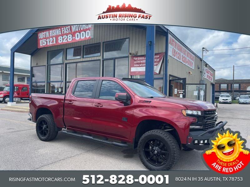 Chevrolet Silverado 1500 2019 price $43,900