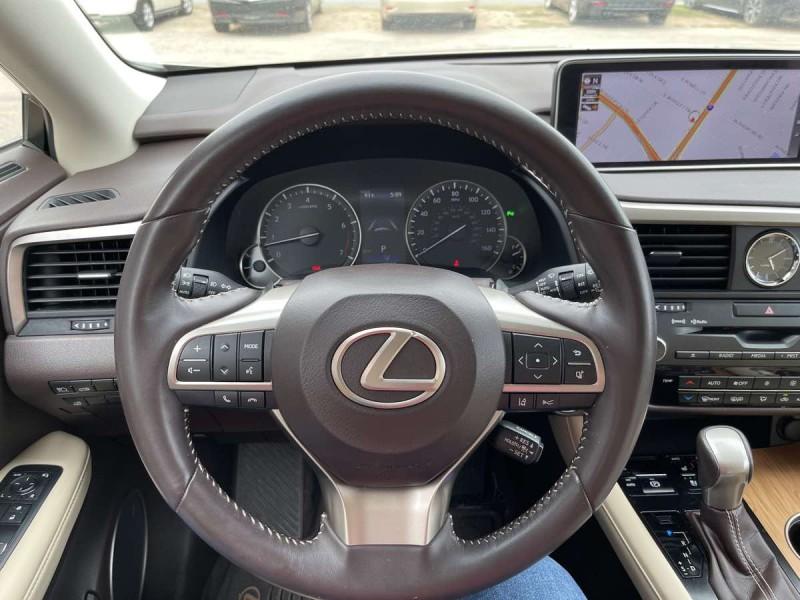 Lexus RX 2019 price $46,777
