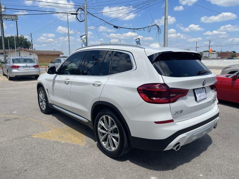 BMW X3 2019 price $40,000