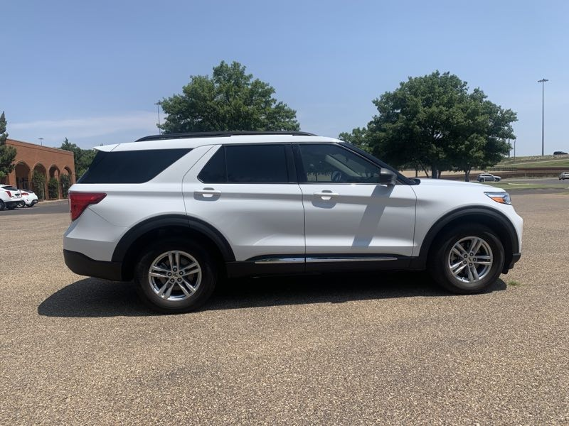 Ford Explorer 2020 price $41,977
