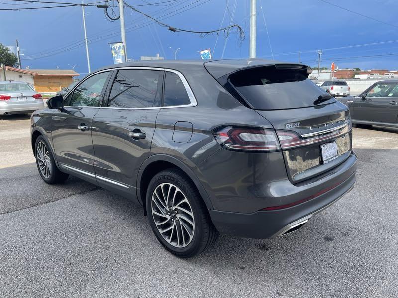 Lincoln Nautilus 2019 price $48,000