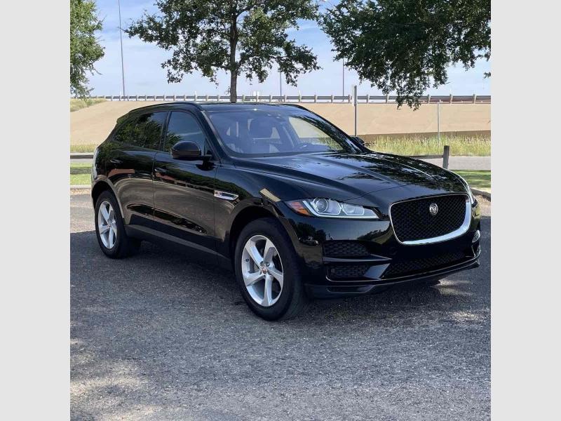 Jaguar F-PACE 2018 price $39,900