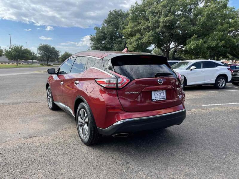 Nissan Murano 2017 price $19,500