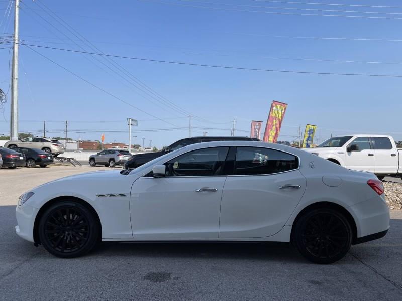 Maserati Ghibli 2016 price $35,000