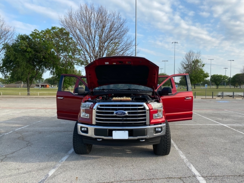 Ford F-150 2017 price $41,900