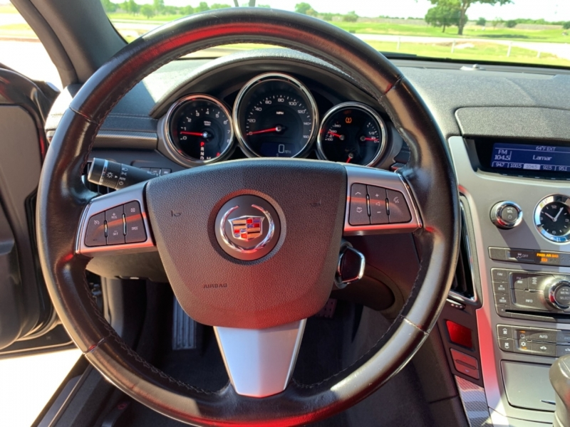Cadillac CTS Coupe 2012 price $12,900