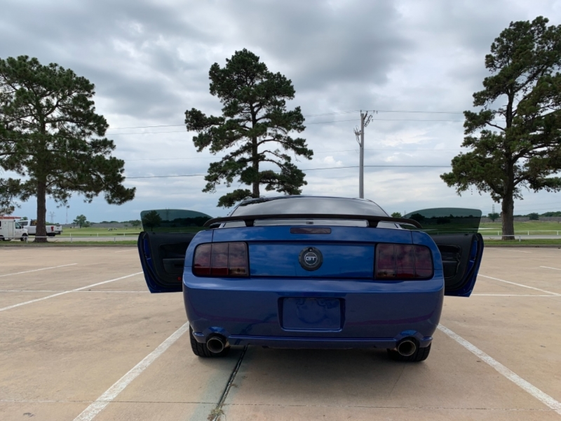 Ford Mustang 2007 price $13,500