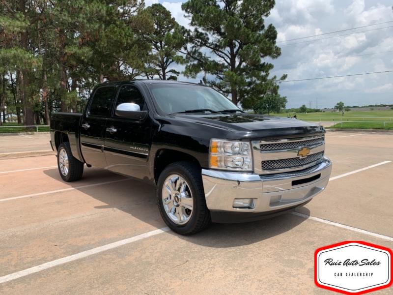Chevrolet Silverado 1500 2012 price $17,999