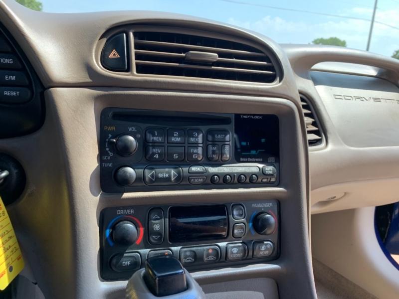 Chevrolet Corvette 2004 price $23,800