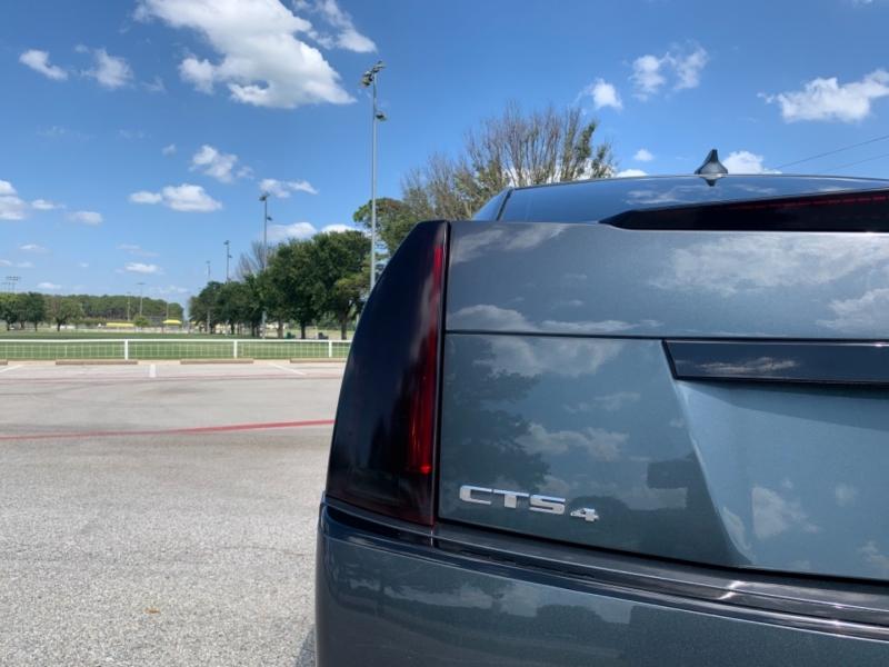 Cadillac CTS Sedan 2010 price $11,500