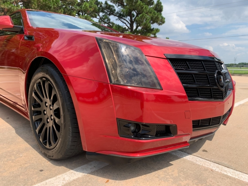 Cadillac CTS Coupe 2011 price $14,900