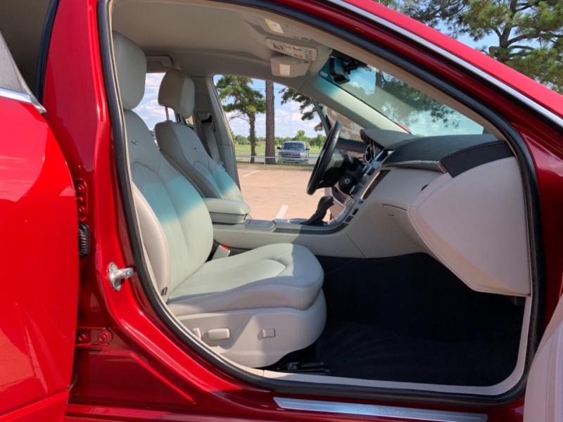 Cadillac CTS Sedan 2010 price $14,900