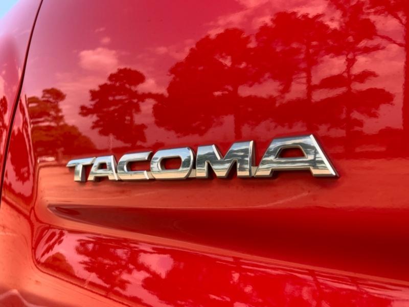 Toyota Tacoma 2007 price $13,100