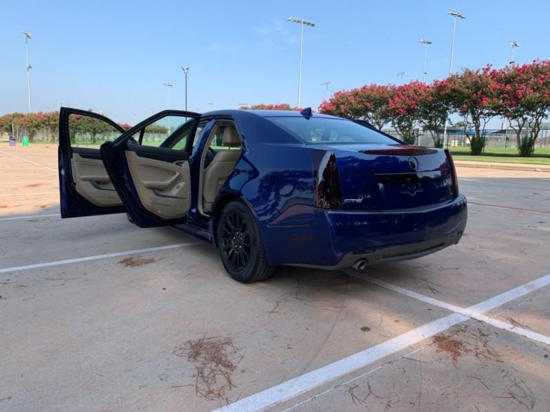 Cadillac CTS Sedan 2013 price $14,900