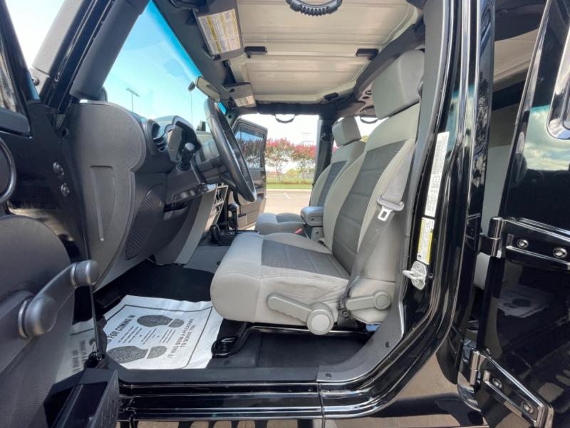 Jeep Wrangler 2008 price $17,900