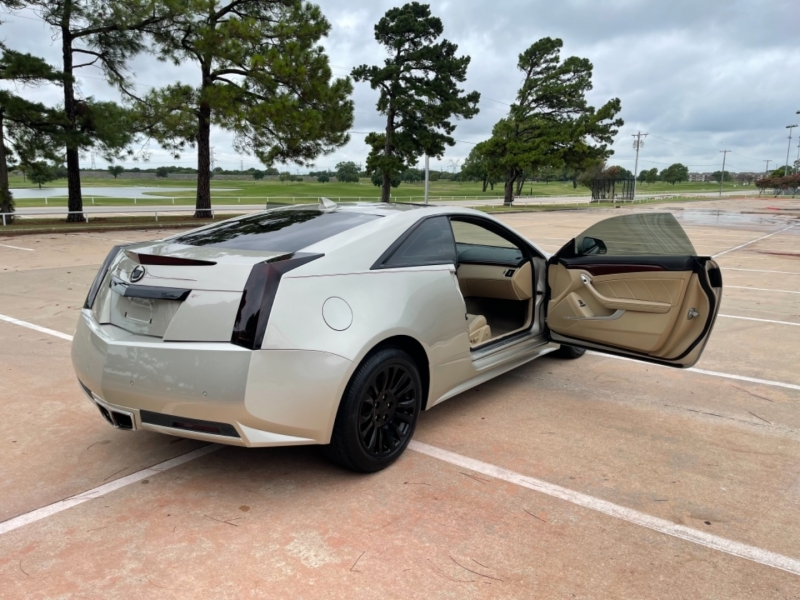 Cadillac CTS Coupe 2014 price $13,500