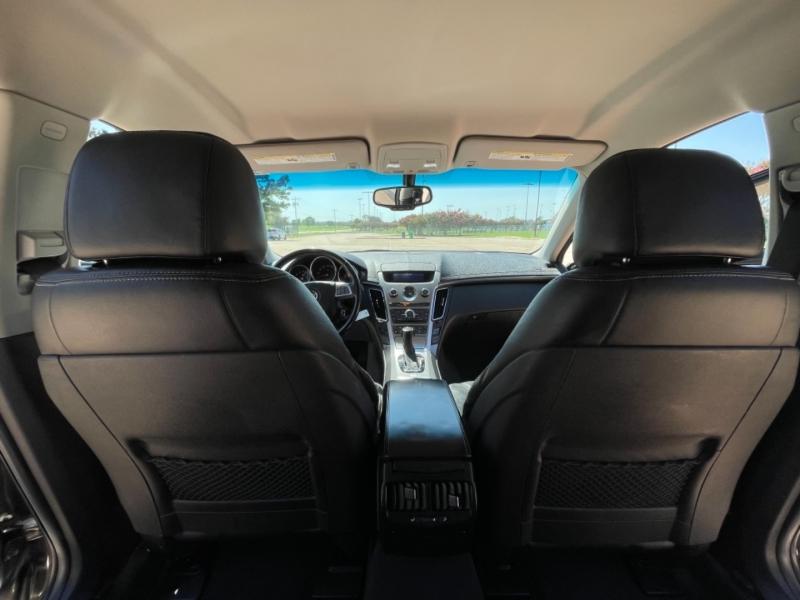 Cadillac CTS Sedan 2012 price $9,900