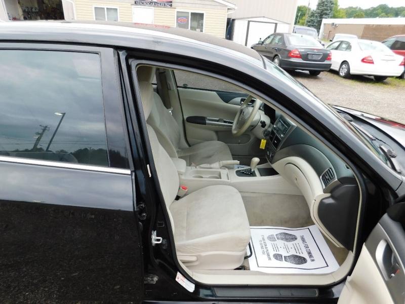 Subaru Impreza 2008 price $3,500