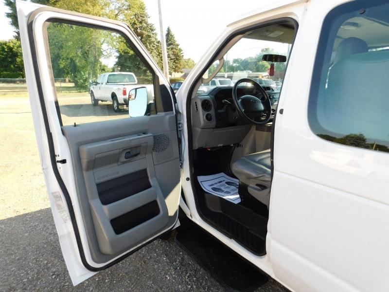 Ford E-Series Cargo 2012 price $13,999