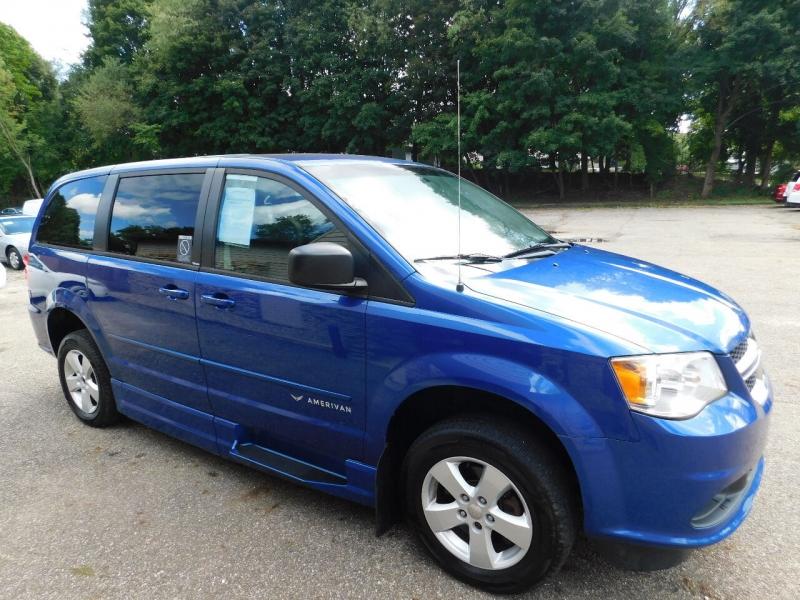 Dodge Grand Caravan 2013 price $17,999