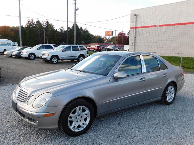 Mercedes-Benz E-Class 2006 price $5,500