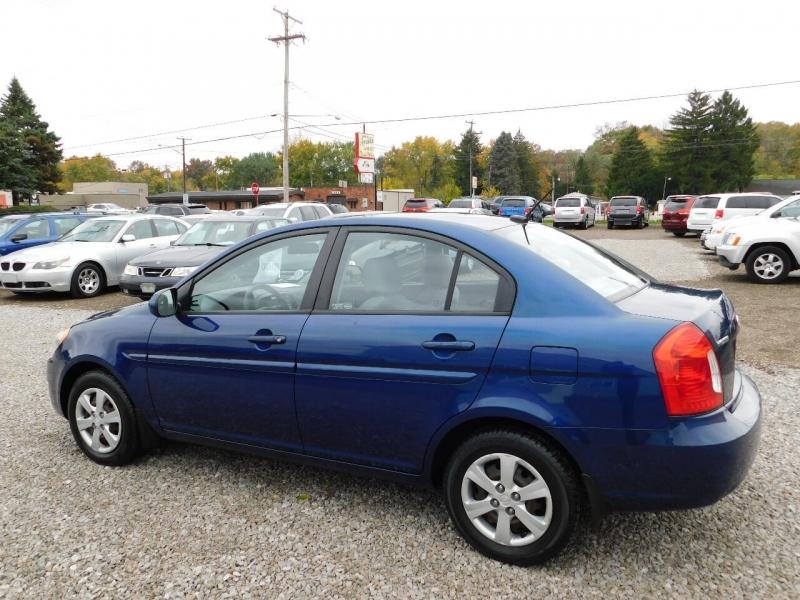 Hyundai Accent 2011 price $3,500