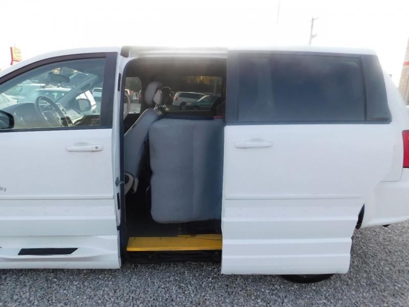 Dodge Grand Caravan 2014 price