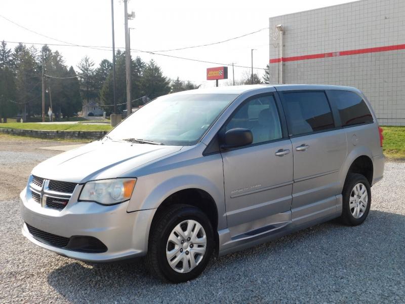 Dodge Grand Caravan 2014 price $13,990