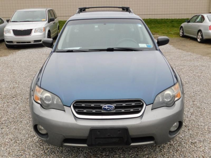 Subaru Outback 2005 price $3,990