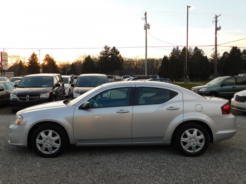 Dodge Avenger 2011 price $4,500