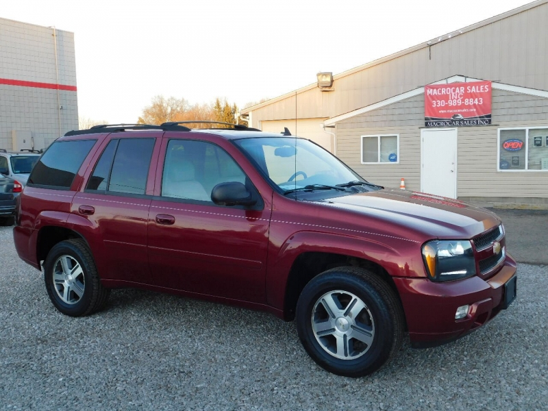Chevrolet TrailBlazer 2006 price $4,500