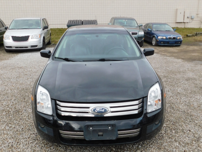 Ford Fusion 2007 price $3,300